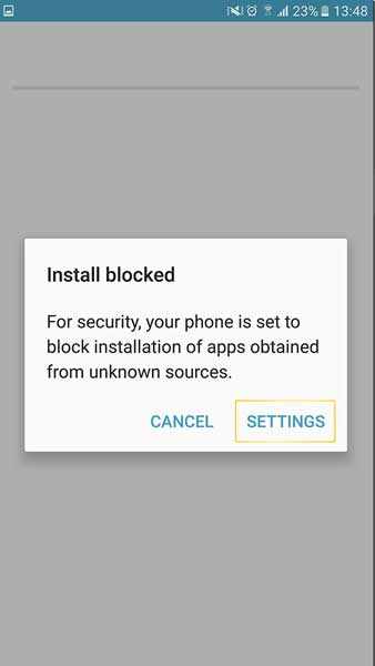 Download SlotXO สำหรับระบบ Android - Step 2