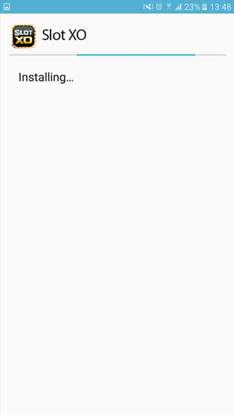 Download SlotXO สำหรับระบบ Android - Step 5