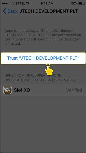 Download SlotXO สำหรับระบบ iOS - Step 7