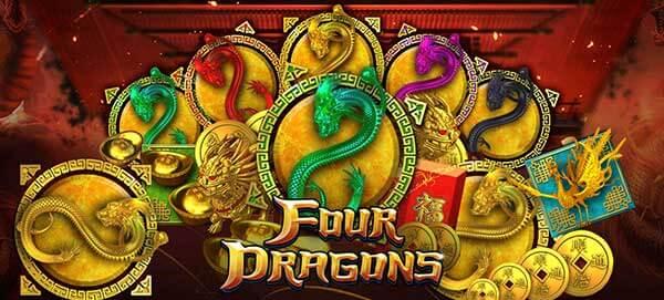 รีวิวเกม Four Dragons XO GAME