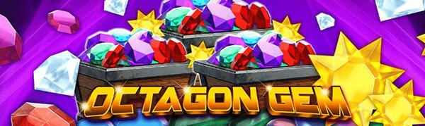 รีวิวเกม Octagon Gem XO GAME