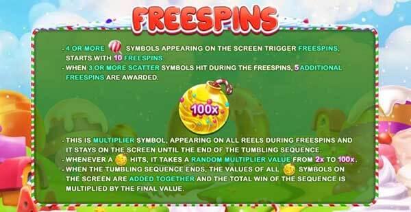 รีวิวเกม Winter Sweets Feature