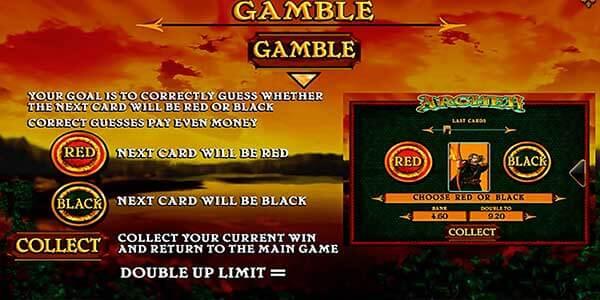 รีวิวเกม Archer Gamble Feature