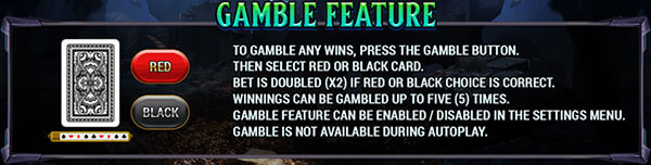 รีวิวเกม Joker Madness Gamble Feature