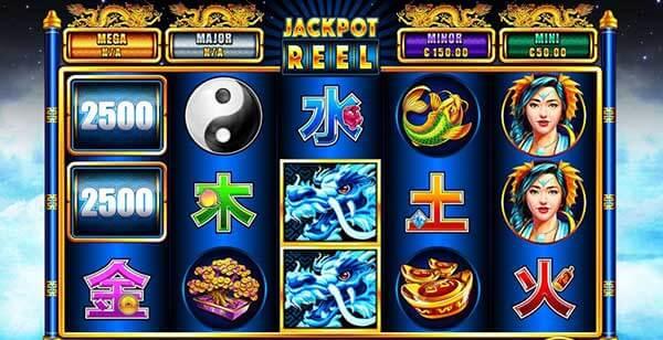 รีวิวเกม Water Reel สัญลักษณ์ที่พบในเกม