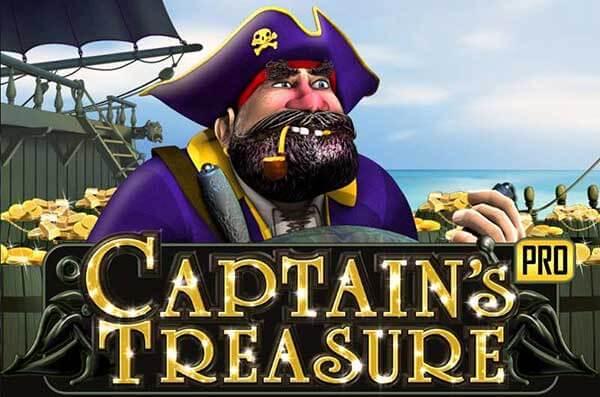 รีวิวเกม Captain Treasure PRO XO GAME