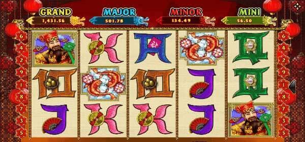 รีวิวเกม zhao cai jin bao สัญลักษณ์ที่พบในเกม