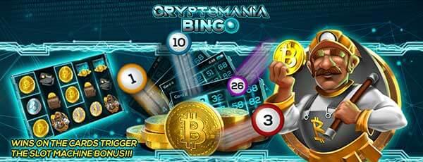 รีวิวเกม Crypto Mania Bingo XO GAME