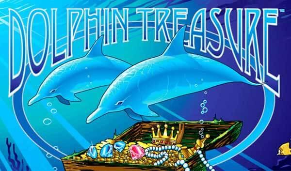 Dolphin Treasure XO GAME