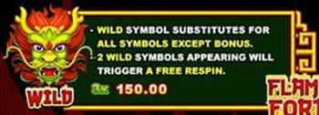 รีวิวเกม Frame Of Fortune Wild