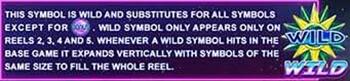 รีวิวเกม Super Stars สัญลักษณ์ Wild