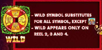 Jin Fu Xing Yun สัญลักษณ์ Wild