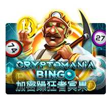 รีวิวเกม Crypto Mania Bingo