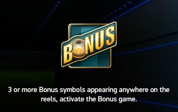 สัญลักษณ์ Bonus