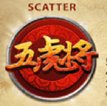 สัญลักษณ์ Scatter